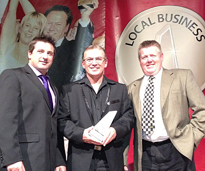 Local Business Awards 2012